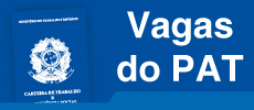 Banner Vagas do PAT
